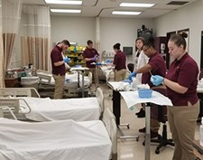 Bloomsburg University Nursing Lab